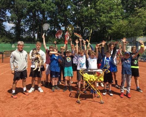 Sommerferien Tenniscamp Jugend 2021